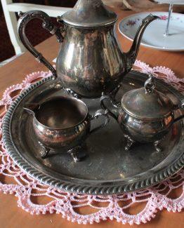 verzilverde koffieset (1)